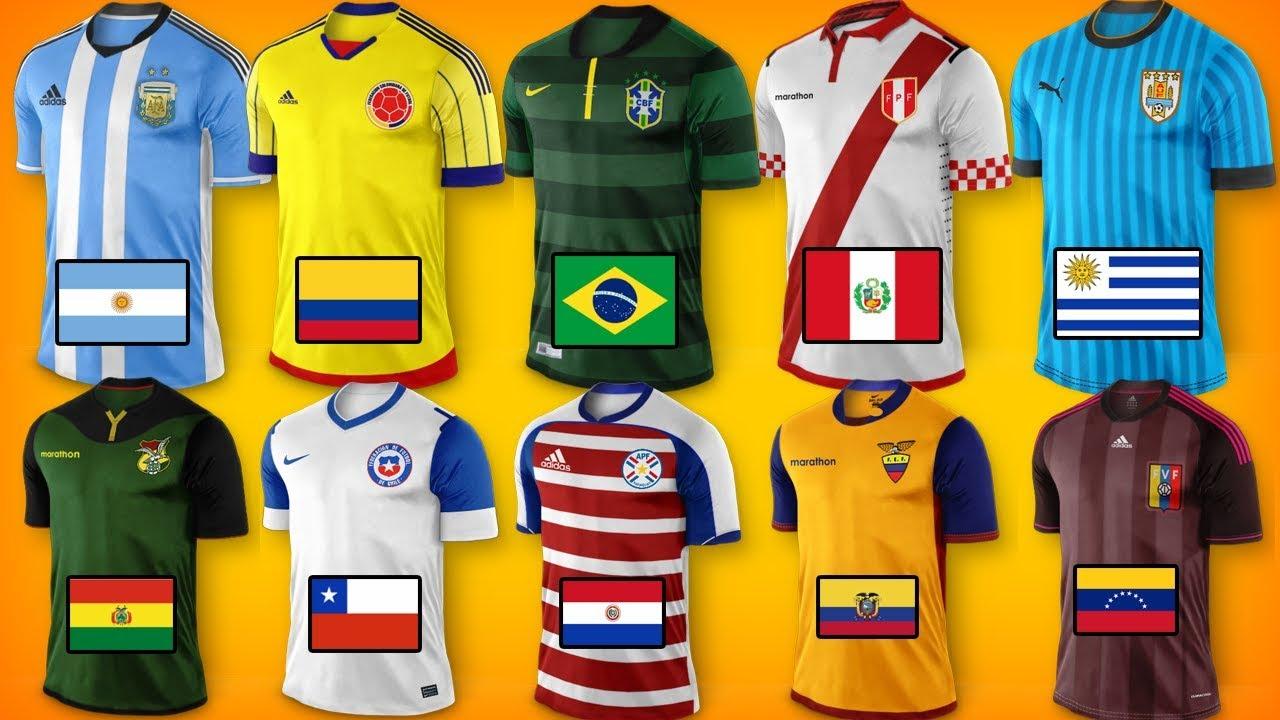 Copa america 2019 teams
