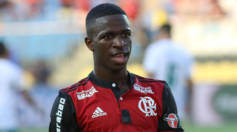Vinicius looking to inclusion in brazil squad for copa america