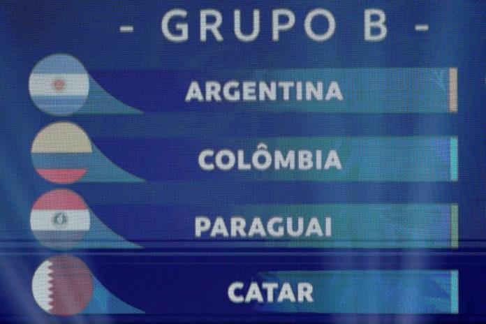 Copa America 2019 Group B Teams