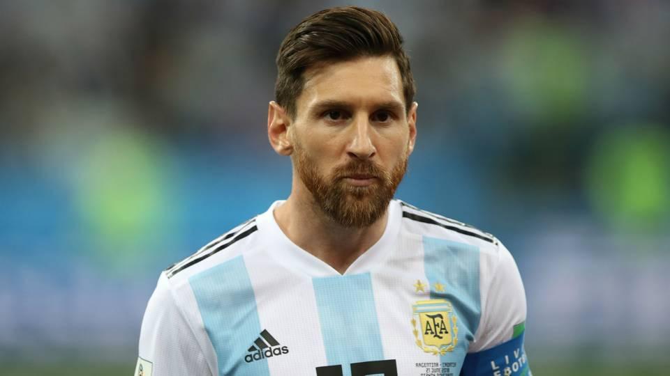 Lionel Messi argentina player