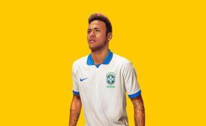 Brazil wear White shirt